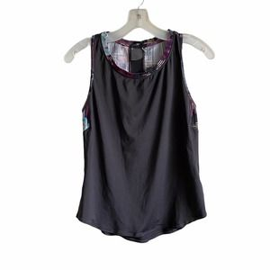 Calia by Carrie Underwood Move Mesh Inset Tank